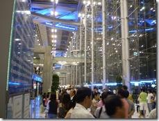 aeroporto de Bangkok - Tailândia - 2008