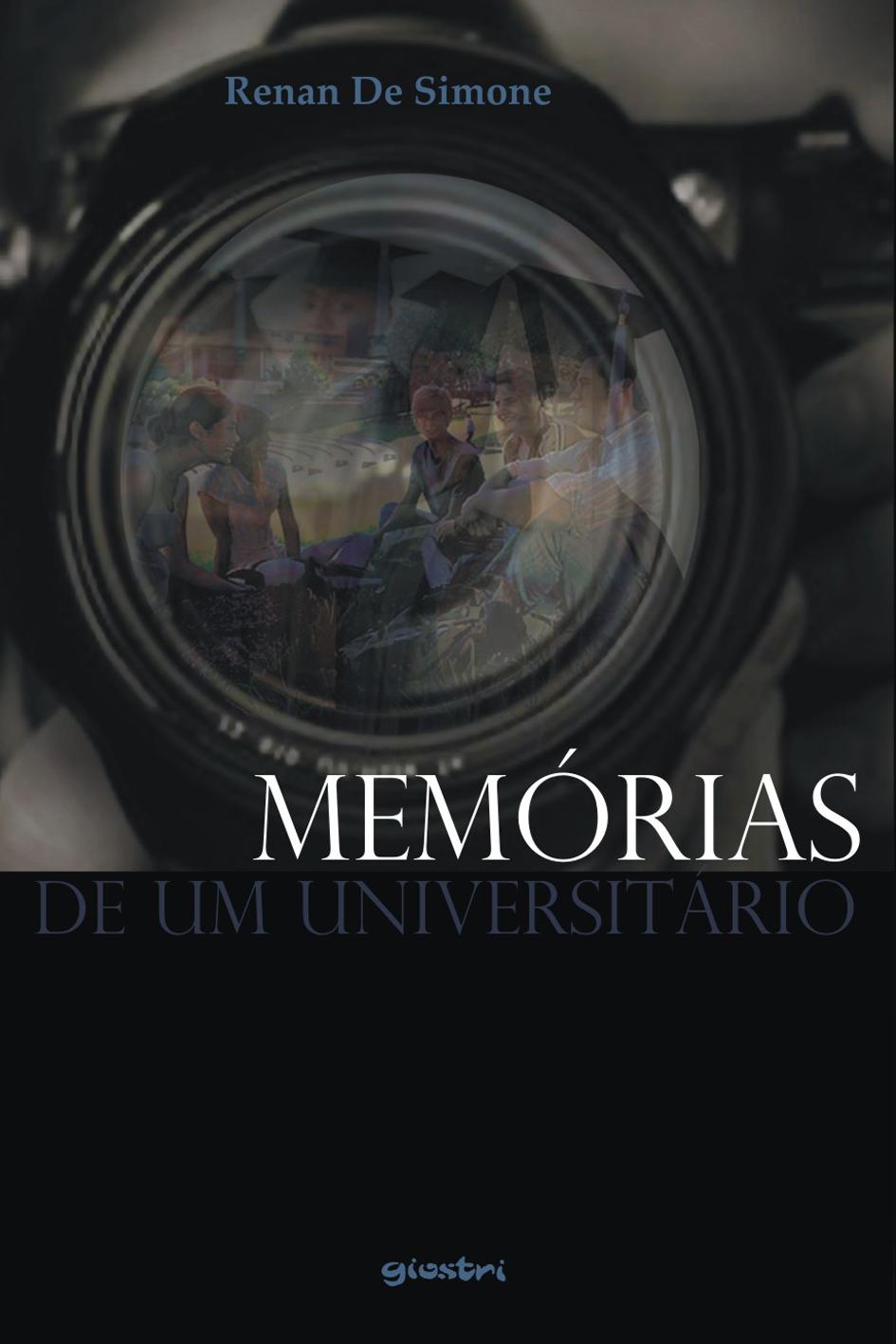 Memórias de um Universitário - capa