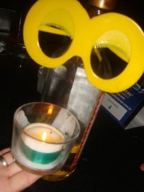 Invenção minha numa festa