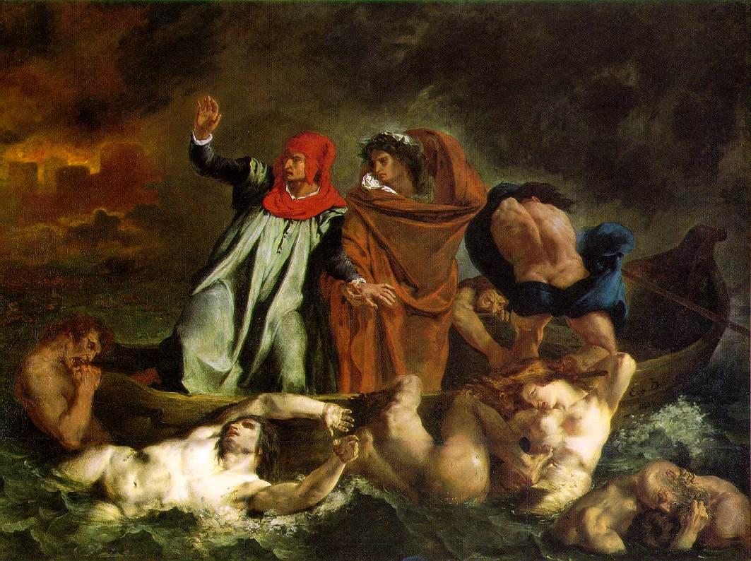O inferno não existe! – Parte 1 – O lugarvazio