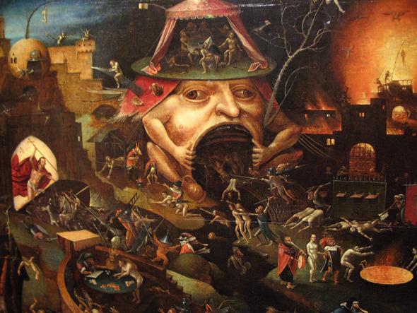 O inferno não existe! Parte 2 – Sacrifícios desangue